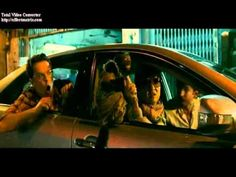 The Hangover 2 Car Chase - Funny Toyota Camry Commercial 2012