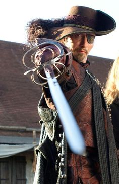 Mads Mikkelsen / The Three Musketeers