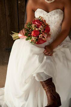 Me on my wedding day! Country Wedding Dresses, Wedding Bridesmaid Dresses, Brides And Bridesmaids, Wedding Images, Wedding Pics, Wedding Bells, Wedding Stuff, My Perfect Wedding, Dream Wedding