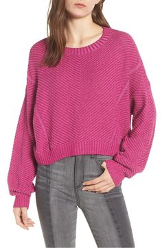 31dfb3b71fb Plaited Drop Shoulder Sweater (Regular   Plus Size)