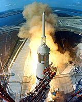 Launch of Apollo 11 -- July 16, 1969, 13:32:00 UTC