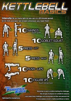TTE-wow-kettlebell-basics workout to download                                                                                                                                                                                 More