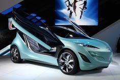 Paris 2008: Mazda Kiyora Concept Great Pictures
