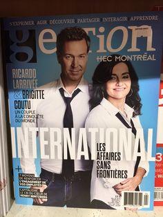 Gestion HEC Montréal cover inspiration.