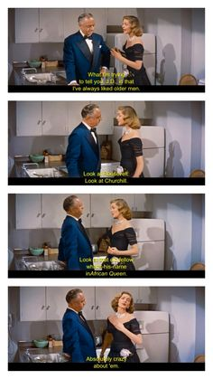 Lauren Bacall references Humphrey Bogart in this quote from How To Marry A Millionaire
