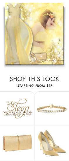 """""""Lady Sunshine! :)"""" by asia-12 ❤ liked on Polyvore featuring WALL, Nina Ricci, Stuart Weitzman and Wild Rose"""