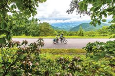2017 Great Smoky Mountains Adventure - Van | Guided Tours | Adventure Cycling…