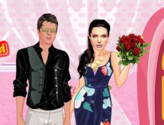 Angelina ve Brad Romantik Buluşma x 0 oyunu