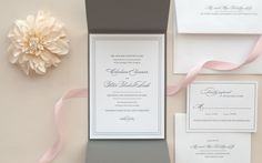 Wedding Invitation Designers – Daily Sip Studios | Oh So Beautiful Paper