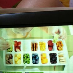 Kids party tray For Food - good for healthy snacks