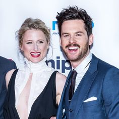 The Collection: new MipTV red carpet video interviews | Tom Riley and Mamie Gummer