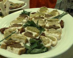 Paté di carciofi, di olive nere e di olive verdi!