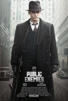 Public Enemies(2009)邦題・・パブリック・エネミーズ