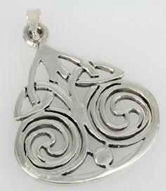 Details zu Irische Anhänger to you _ Bronze Emaille _ Keltische ...