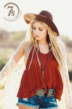 The Garrett by Savannah Sevens Western Chic | #Trenditions