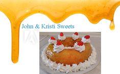 Μπαμπάς με ρούμι – Καρανίκος Ιωάννης Sweets, Desserts, Food, Tailgate Desserts, Deserts, Gummi Candy, Candy, Essen, Goodies