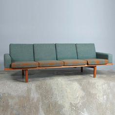 Ire Möbler sofa. Teak. €795.00