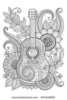 Coloring Page Adult Antistress Relax Meditation Zentangle Coloring Pages Free Adult Coloring Pages, Mandala Coloring Pages, Colouring Pages, Coloring Sheets, Coloring Books, Coloring For Adults, Beach Coloring Pages, Kids Coloring, Free Coloring
