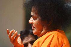 'My eye is ever on those who love me'  Sathya Sai Baba