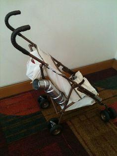 Steampunk Baby Stroller DIY Steampunk Costumes | Awaiting Ada