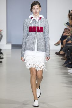 Paco Rabanne womenswear, spring/summer 2015, Paris Fashion Week