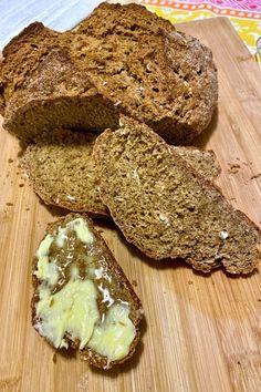 Irish Brown Bread, Irish Bread, Scottish Recipes, Irish Recipes, Brown Soda Bread Recipe, Whole Wheat Irish Soda Bread Recipe, Traditional Irish Soda Bread, Molasses Recipes, Irish Desserts