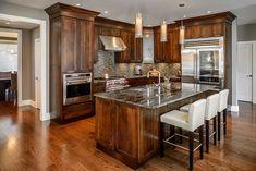 New Rochelle Modern Kitchen Remodeling Project Gustavo | kitchen ...