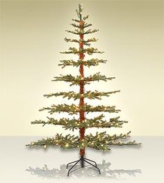 4 ft. Treetime Fanfare Fir Artificial Christmas Tree with Clear Lights