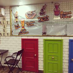 #FreakShake #SaudiChampagne #ChocolatePlatter #HeaveninaMuffin #QueenFisher available at #Olive & #Honey #Fast #Food & #Dine #In #Restaurant #KoheFiza #Bhopal #Amazing #Awesome @syedfaizmubarak @oliveandhoneyrestaurant
