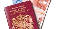 We are not out of Europe we are out of the EU and not for at least 2 years Will we have to buy new, non-burgundy passports now the UK has voted for a Brexit?