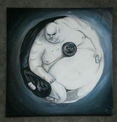 yin yang - sold