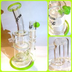 Toro Circ-to-Circ Double Micro with Slyme foot & lip, with Alex Inwood Dome at Culture Rising