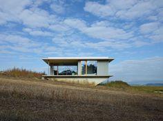 HOUSE AND BARN. Location: Villarepos, Switzerland; firm: Aeby Aumann Emery architects; year: 2010; award: IdealesHEIM's Best Swiss Single family residence 2012.