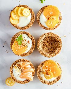 Recept za najnoviji hit doručak, granola cups, potražite na linku. Fresh Fruit, Granola, Cups, Vegan, Breakfast, Heart, Sweet, Blog, Recipes
