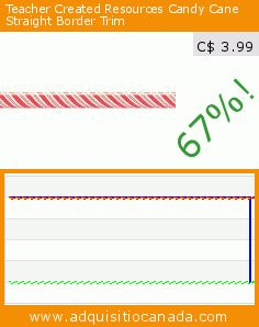 Teacher Created Resources Candy Cane Straight Border Trim (Office Product). Drop 67%! Current price C$ 3.99, the previous price was C$ 11.94. https://www.adquisitiocanada.com/teacher-created-resources/candy-cane-straight