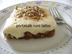 Rum tatlısı, Kıbrıs tatlısı olarak da bilinen bir tatlı türü.