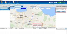 """How to select time to check history location? Actually it can check 300 points tracking information during 1 to 2 days in the dispatcher, and the dispatcher can store history locations(GPS tacking) information for one month, So if today is Aug 2, you can check history location from July 2 to Aug 2. If you want to check Gps tracking before Aug 2, you can select Aug 1, 23:59:59, than you can click""""Obtain"""", as it below."""
