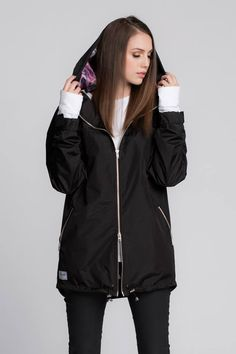 DISCLOSURE BLACK PARKA