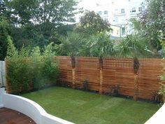 Garden design London: Contemporary Minimalist Garden London