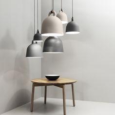 Lamp industrieel Normann Copenhagen Bell |Stek