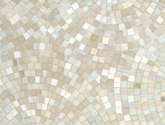 Italian glass. like this for the floor and a mosaic in the shower.
