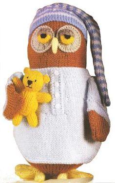 sleepy owl,looks like owl from winn-the-poo