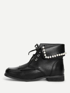 fc276b27eb lace-up ankle boots. #boots #shoes #women #fashion | Fashion in 2019 ...