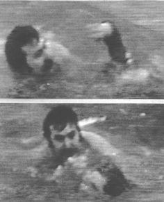 Lenny Skutnick, hero of Air Florida plane crash 30 years ago, saves a drowning passenger.