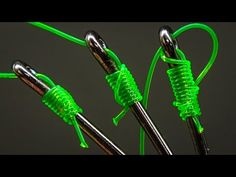 Fishing Line Knots, Fishing Tips, Fishing Lures, Uni Knot, Loop Knot, Snell Knot, Carp Rigs, Types Of Knots, Braided Line