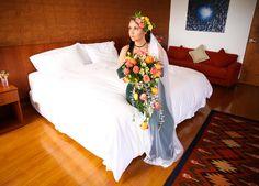 Meg & Lindsay LGBTQ+ Wedding | Photographer: Grace Chu Photography | Publisher: @handhweddings