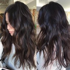 Balayage Blonde Ends - 20 Fabulous Brown Hair with Blonde Highlights Looks to Love - The Trending Hairstyle Brown Hair Shades, Light Brown Hair, Brown Hair Colors, Coffee Hair, Non Blondes, Bronde Hair, Hair Highlights, Color Highlights, Fall Hair