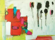 Saatchi Online Artist: Karin Johannesson; Mixed Media, 2013, Painting Culottes