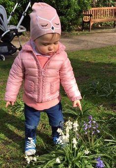 Princess Madeleine shared a new photo of Princess Leonore