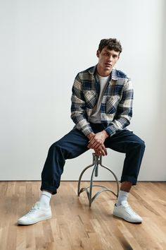 Mode Masculine, Masculine Style, Stylish Mens Outfits, Trendy Outfits For Guys, Men's Casual Outfits, Mens Sweater Outfits, Stylish Clothes For Men, Men Clothes, Hipster Outfits Men